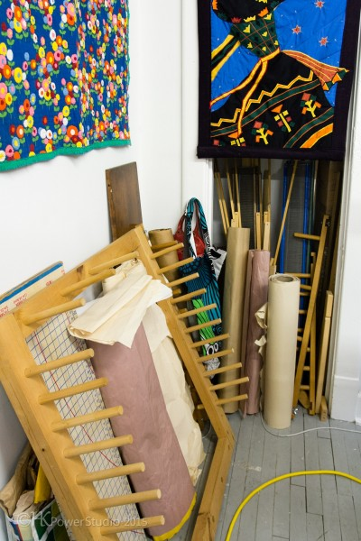 Weaver Selinde Lanier's Studio Sneak Peek:IMG_6473