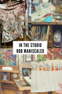 Artist Studio Process