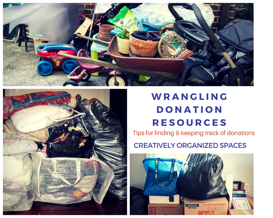 Donation Resources