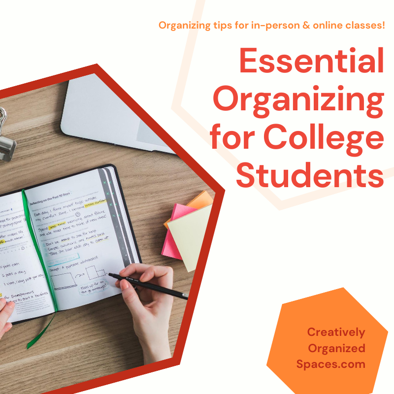 Essential College Organizing